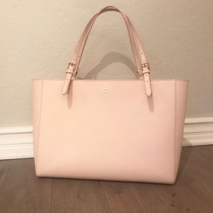 Tory Burch York Buckle Tote - LIKE NEW CONDITION